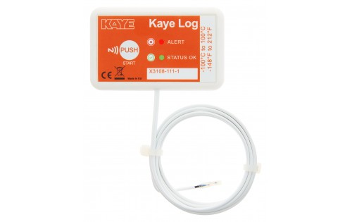 Kaye Log -80 Vaccine Temperature Logger